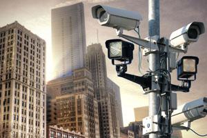Camera an ninh ghi hình kẻ trộm